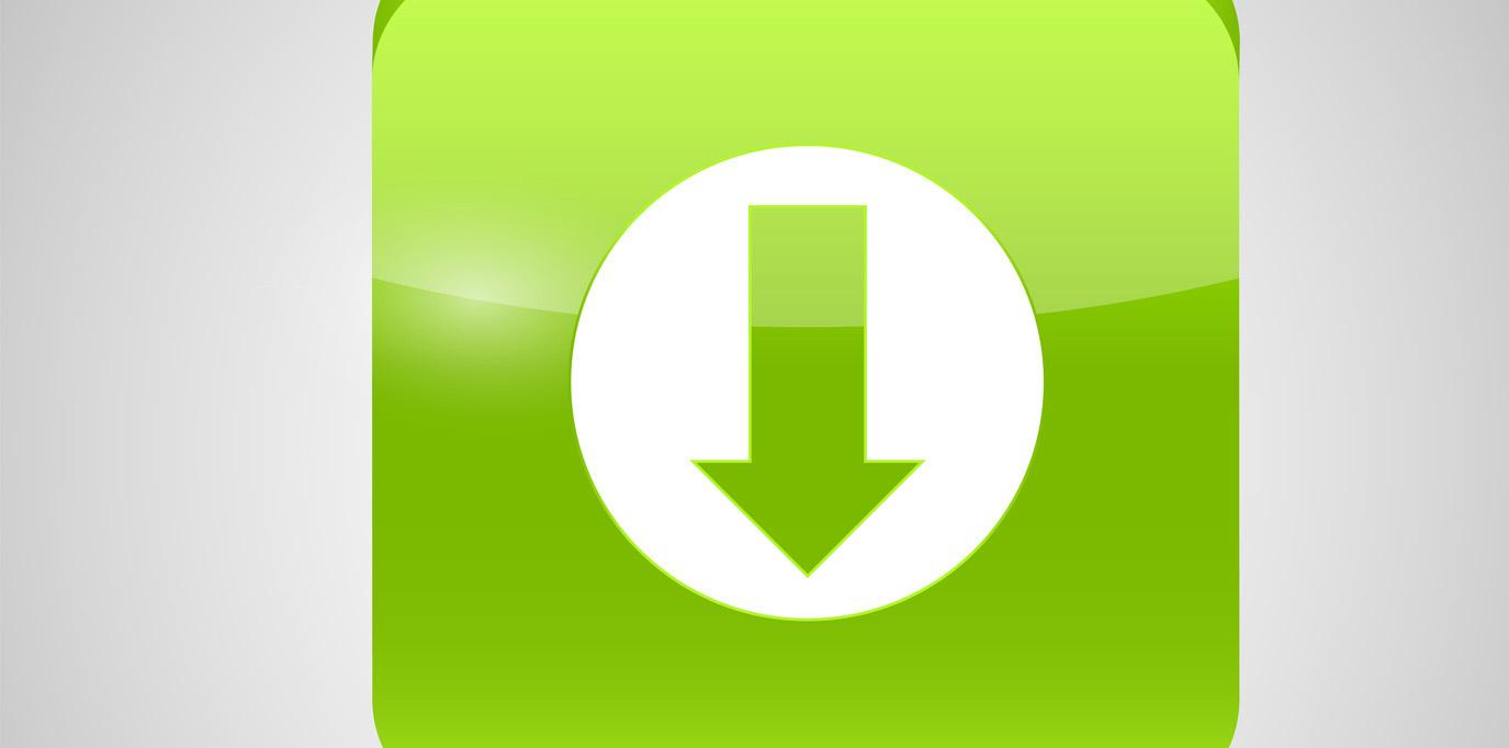 Hinweisfeil für Dokumente zum Downloaden. Zollvollmacht Contibridge