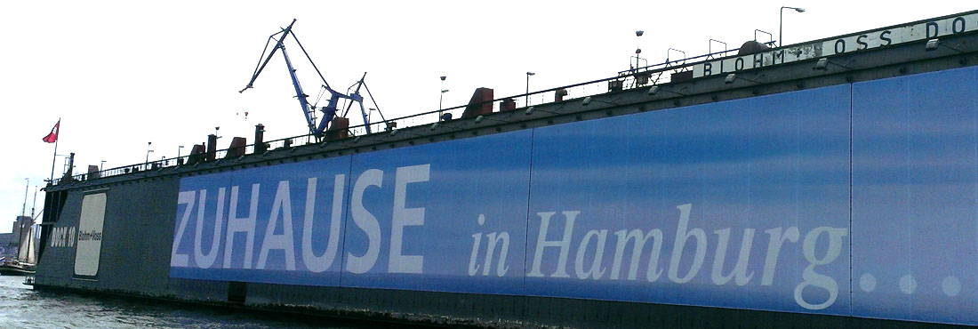Hafen Hamburg Dock 10 - Contibridge News