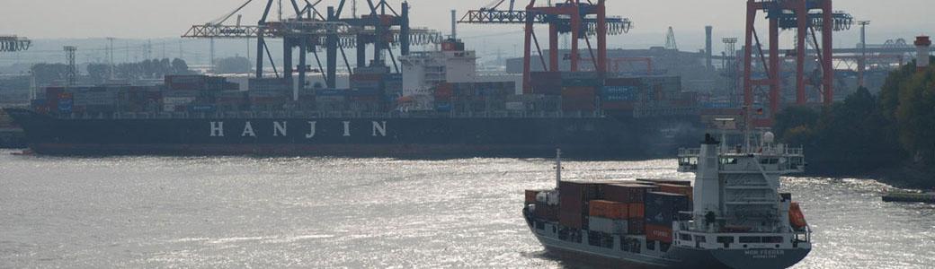 Contibridge-Neuigkeiten Container Hafen Hamburg